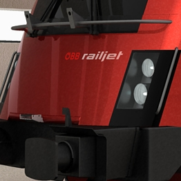 Railjet Train